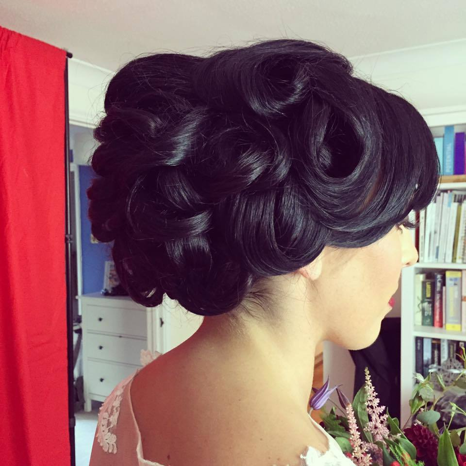 hairdressing for brides cornwall